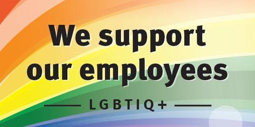 Wear it Purple  and celebrate with the LGBTIQ+ Employee Network