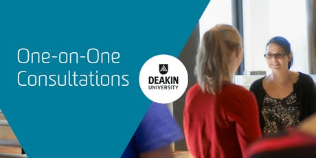 Warrnambool Campus One-on-One Consultations, Deakin University  tickets