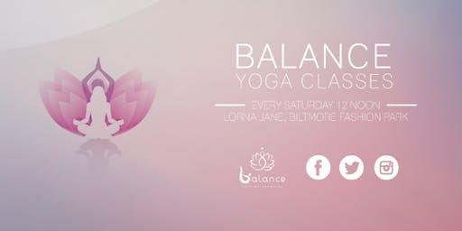 Balance Yoga: Open Zen for all