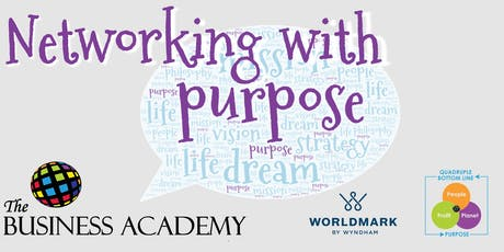 BESThq's Business Academy:  Networking with purpose tickets