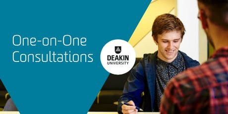 Geelong Waurn Ponds One-on-One Consultations, Deakin University  tickets