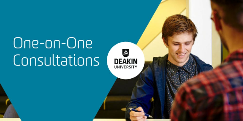Geelong Waurn Ponds One-on-One Consultations, Deakin University