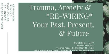Re*Wiring & Converting Pain: Healing for sensitive women tickets
