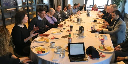 Leading the Disruption Ready Organisation – Insights Working Breakfast