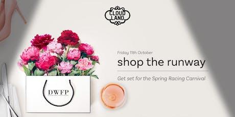Shop The Runway - Designer Fashion Show & Lunch tickets