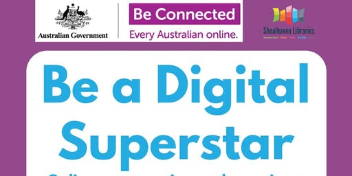 Be Connected - Digital Presentation at Ulladulla Library