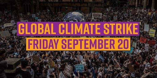 Darwin Global Climate Strike -- Sep 20