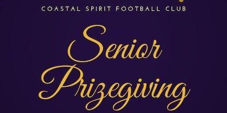 Coastal Spirit Senior Prize Giving tickets