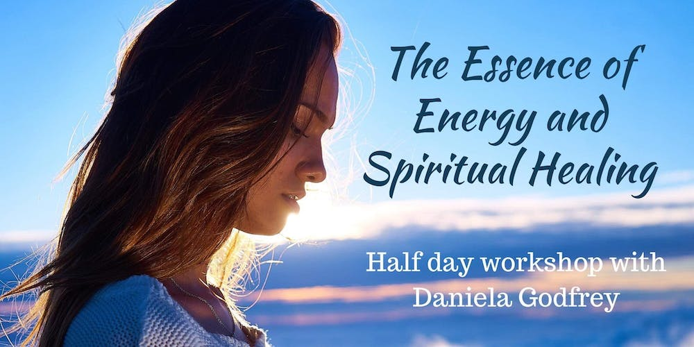 The Essence of Energy and Spiritual Healing Tickets, Sat