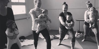 Post Natal Yoga - Term 4