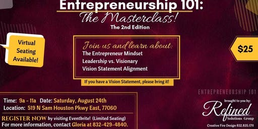 Entrepreneurship 101 Second Edition