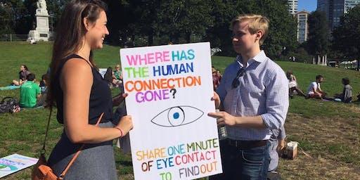 Global Eye Contact Experience