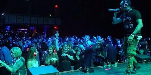 Pre Halloween Silent Headphone Dance Party @ Bliss Nightclub DC