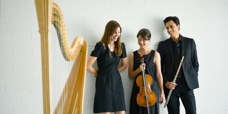 Seminar: Unlocking the Mysteries of the Harp Trio tickets