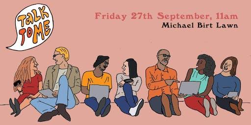 Diversity Fest / TALK TO ME Meetup