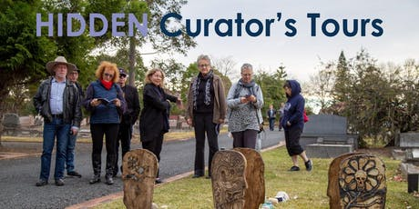 HIDDEN Rookwood 2019 Curator Tours tickets
