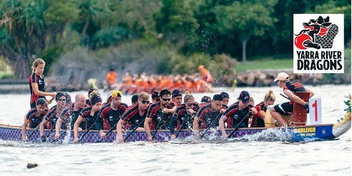 Come and Try Dragon Boating with the Yarra River Dragons!