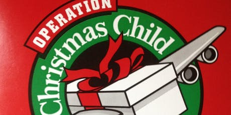 Operation Christmas Child Information & Volunteer Recruitment Day (Chinese) tickets