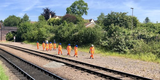 Rail Track Engineering - New Careers Open Day - Walsall Academy 10:00