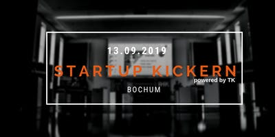 Startup Kickern in Bochum (powered by TK)