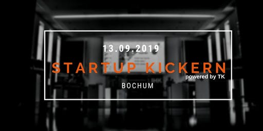 Startup Kickern in Bochum (powered by TK)