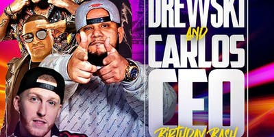 DJ Drewski Birthday Bash DJ Camilo Live At The Lobby