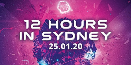 Subcønscious & RuffBeatz pres 12 Hours in Sydney tickets