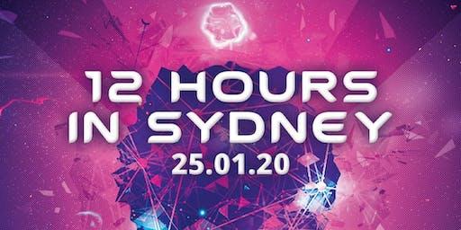 Subcønscious & RuffBeatz pres 12 Hours in Sydney