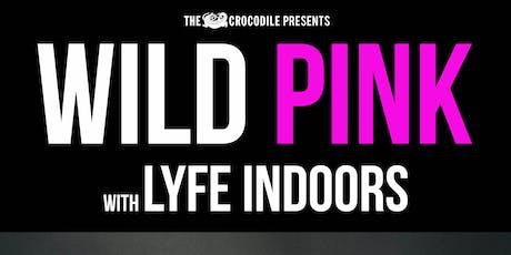 Wild Pink tickets