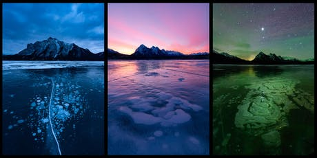 Abraham Lake Bubbles Photography Workshop tickets