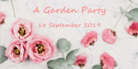 Garden Dinner Party tickets