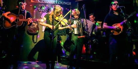 Celtic Night with Knackers Yard at Tractorgrease Cafe tickets