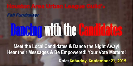 Dancing With The Candidates  tickets