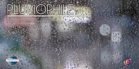 PLUVIOPHILE tickets