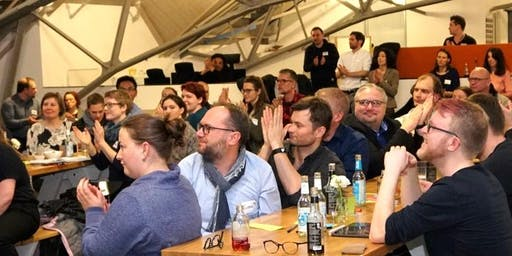 6. DB Agile Round Table Berlin #DBARTBERLIN