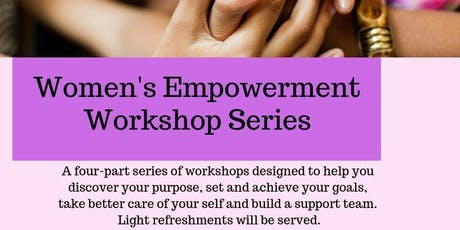 Women's Empowerment Workshop Series tickets