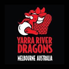 Yarra River Dragons Dragon Boat Racing Club logo