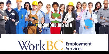 Richmond Job Fair for Jobs in Logistics,  Security Services tickets