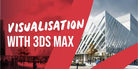 Visualisation with 3DS Max - Perth tickets