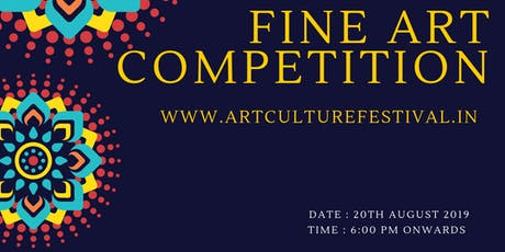 Fine art competition tickets