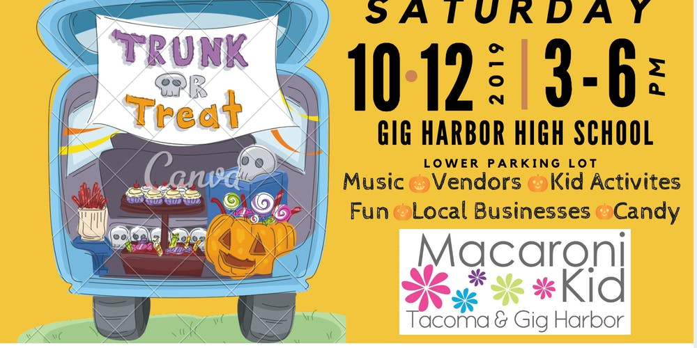 Community Trunk or Treat Tickets, Sat, Oct 12, 2019 at 3:00 PM
