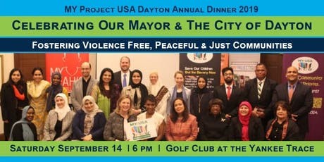 Celebrating Our Mayor & The City of Dayton - Annual Dinner 2019 tickets