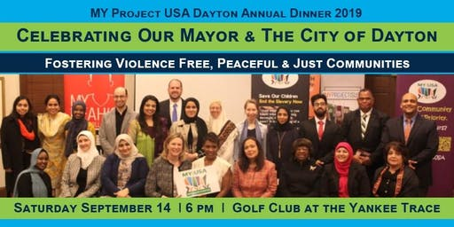 Celebrating Our Mayor & The City of Dayton - Annual Dinner 2019