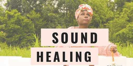 Sound Healing at The Way