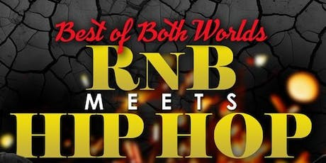 """The Best of Both Worlds"" RNB Meets HIP HOP W/RBRM Official DJ Shakim and Redman and Method Man Official DJ Dice tickets"