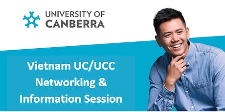 University of Canberra College & University of Canberra Vietnam Networking tickets
