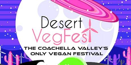Desert VegFest tickets