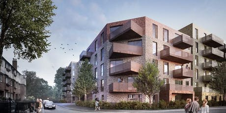 Hylands Road housing scheme drop-in public engagement event 210819 tickets