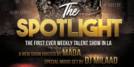 The Spotlight Talent Show tickets