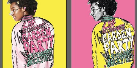 Liverpool Disco Festival Garden Party - Sandy Rivera & Rahaan tickets